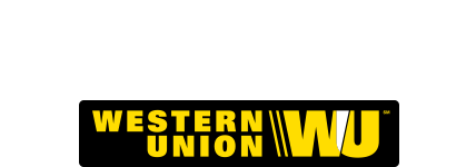 Wester Union Footer Logo Mobile